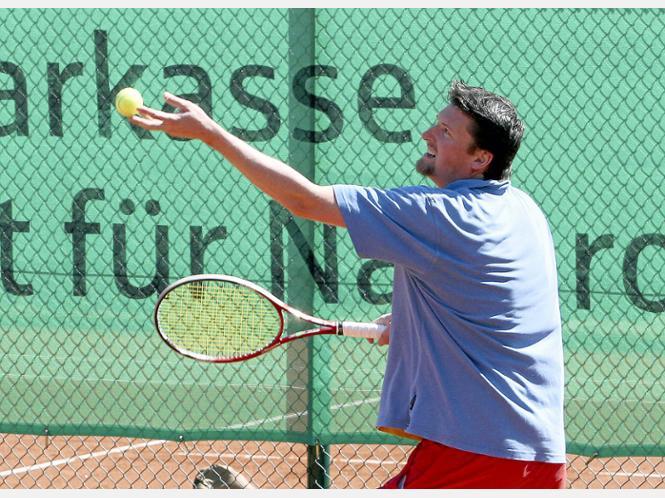 Thorben Wendt sicherte sich bei den Einsaler Sparkassen Open im Vorjahr den Sieg in der Konkurrenz der Herren A. Foto: S. Jentzsch