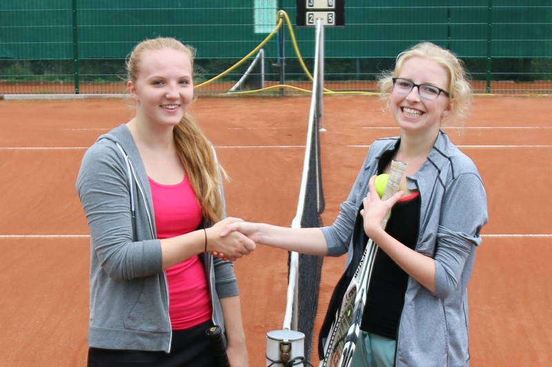 Sarah Fischer und Katharina Seeling Foto: privat