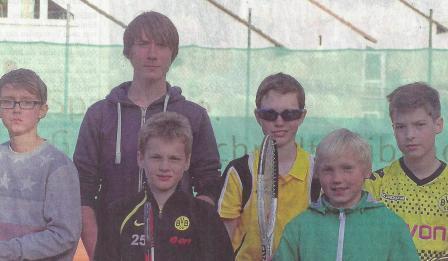 Tennis Jugend